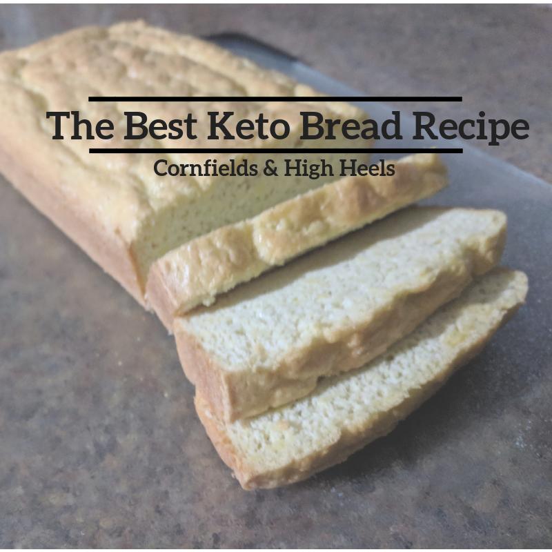 Keto Bread – the best recipe!